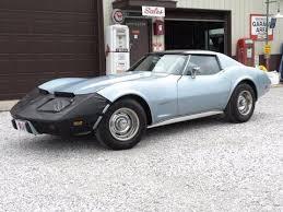 corvettes for sale in chicago area 1977 chevrolet corvette for sale carsforsale com