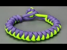 make paracord bracelet with buckle images How to make a paracord snake knot survival bracelet without a jpg