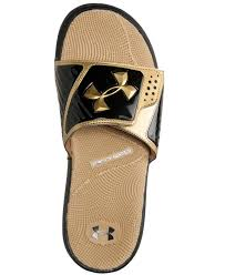 under armour men u0027s micro g ev slide sandals from finish line in