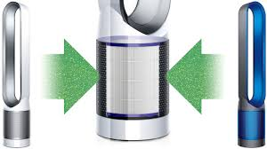 bed bath beyond dyson fan dyson put a filter in its bladeless fan to cool and clean a room