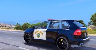 Chp Log Porsche Cayenne California Highway Patrol Chp Gta5 Mods Com