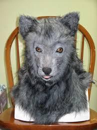 Wolf Mask Wolf Mask By Liz Glitz At Coroflot Com