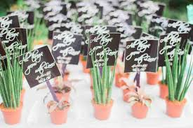 2017 wedding favor giveaway ideas cesca s kitchen catering