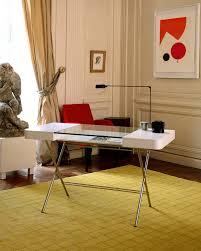 Home Office Work Desk In Unique Design Work Desk Design Zampco - Home desk design
