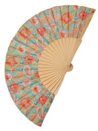 decorative fan indian summer fan