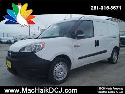 mac haik dodge chrysler jeep ram houston tx 2017 ram promaster city tradesman tradesman cargo in