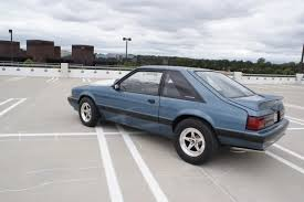 fox mustang weld wheels 1988 mustang lx machine archive 5 0