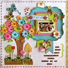 family tree scrapbook page idea scrapbook pages 4 pictures or