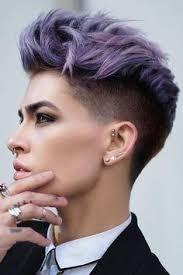 butch haircuts for women short dyke haircuts hair pinterest haircut styles shorts and