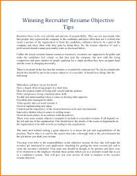 Sample Cover Letter Human Resources Cover Letter For Recruiter Position Image Collections Cover