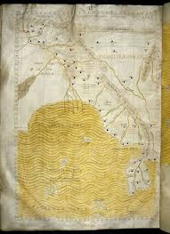 Map From Medieval Index