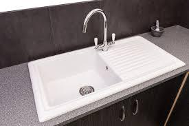 inset kitchen sink reginox 101 5cm x 52 5cm inset kitchen sink with taps reviews
