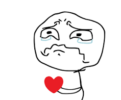 Sad Troll Face Meme - image y sad broken heart png teh meme wiki fandom powered by