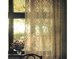 Lace For Curtains Lace Curtains Etsy Studio