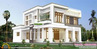 contemporary style 6 bedroom home kerala home design and floor