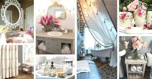shabby chic bathroom u2013 homefield