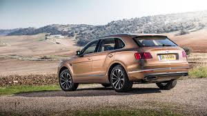 bentley turbo r slammed 2017 bentley bentayga suv review with price horsepower and photo