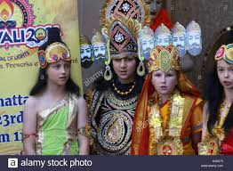 sydney australia 13 october 2016 the indian hindu festival of