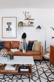 new darlings home lifestyle midcentury boho living room