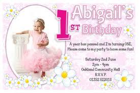 1st birthday invite templates