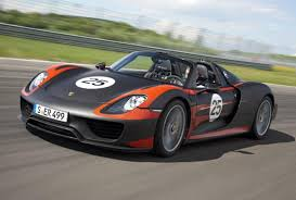 porsche 918 spyder hybrid mpg a in porsche sports car gets 78 mpg ny daily