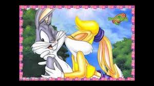 bugs bunny u0026 lola bunny love tribute