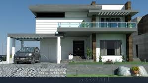 3d home design 5 marla plan of 1 kanal 10 marla modern house design in paksitani modern