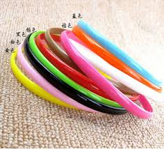 plastic headbands best quality plastic headband fashion plain girl plastic hair band