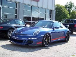 porsche gt3 colors 2007 cobalt blue metallic porsche 911 gt3 222665 gtcarlot com
