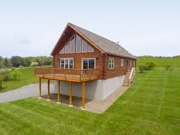 chalet homes chalet log home manufactured in pa cozy cabins