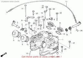 honda xl600r 1983 d usa cylinder head cover schematic partsfiche