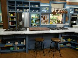 furniture kitchen set on the set of the kitchen the kitchen food network food network