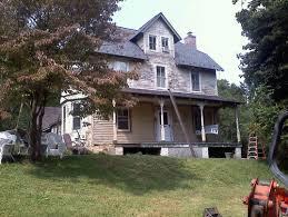 light or dark color exterior paint on victorian farmhouse