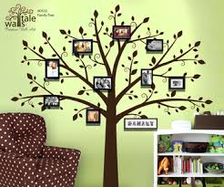 Tree Decal For Nursery Wall Large Photo Tree Wall Decal For Nursery Family Tree Woodland Theme
