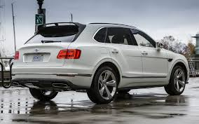 white bentley wallpaper bentley bentayga 2017 us wallpapers and hd images car pixel