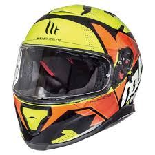 for sale fs imola yellow mt helmets offroad mt helmets thunder 3 sv torn integral road
