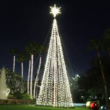 outdoor christmas tree lights large bulbs diy commercial christmas trees from height outdoor tree lights