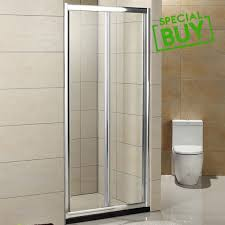 Infold Shower Door by L6 Define Infold Door 800mm Bathstore