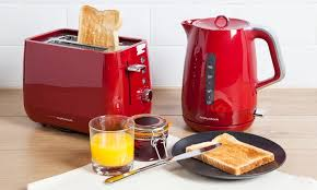 toaster and kettle set groupon goods