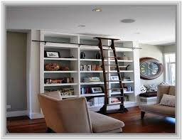 6 Shelf Bookshelf Invisidoor 60 In X 84 In Unfinished Maple 6 Shelf Bookcase Bi In 6
