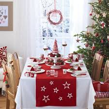 ideas how to decorate christmas table christmas table decorations in the scandinavian style hum ideas