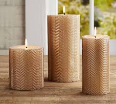 really intriqing patterned candles bebe u0027 i would put them on