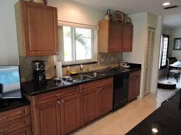 aga in modern kitchen kitchen renovations in parkland