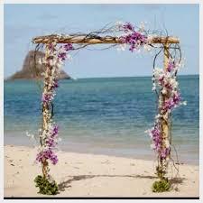 Wedding Arches Beach Beach Wedding Arch Ideas Romantic Wedding By The Sea