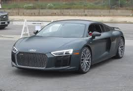 audi supercar black 2017 audi r8 v10 plus w startup acceleration youtube
