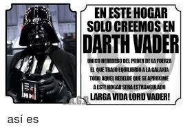 Meme Darth Vader - 25 best memes about darth vader darth vader memes