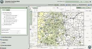 Colorado Hunting Unit Map by Diy Top Diy Elk Hunting Decor Idea Stunning Top With Diy Elk