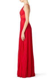 laundry by shelli segal hudson gown by laundry by shelli segal for 90 120 rent the