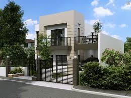 modern home design narrow lot awe inspiring 2 modern house design for small lot area design small
