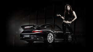 cars celebrity girls generation snsd kwon yuri porsche side view
